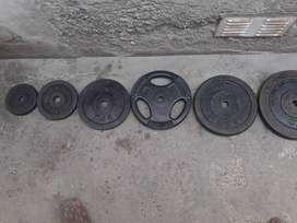 Discos de fundicion y disco con agarre