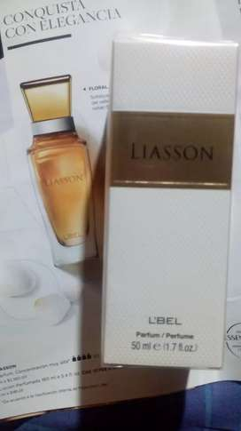 Vendo perfume LIASSON A BUEN PRECIO