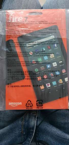 Tablet Amazon fire 7