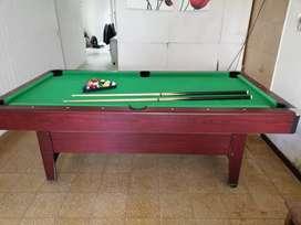 Vendo pool precio no negociable, no canje
