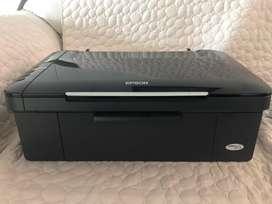 Vendo Impresora Multifuncional Epson TX105