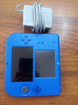 Nintendo 2ds + 6 juegos