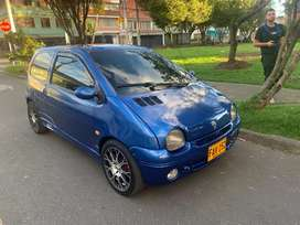 Renault twingo 2004 en excelente estado listo para traspaso