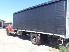 Flete mudanzas reparto logística cargas generales y refrigeradas viajes corta media larga distancia