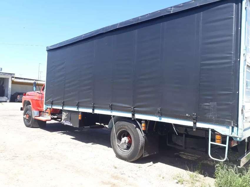 Flete mudanzas reparto logística cargas generales y refrigeradas viajes corta media larga distancia 0