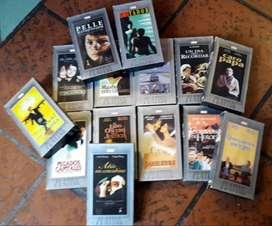 Lote de 38 películas en VHS
