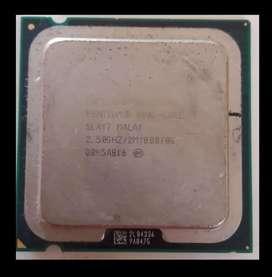 Procesadores Intel Pentium Dual Core e5200