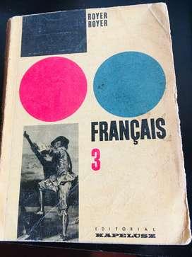 Francais 3 por Royer Royer