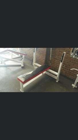 Vendo banco plano gym! segunda mano  Posadas, Misiones