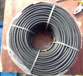Rollo de cable doble para alargué