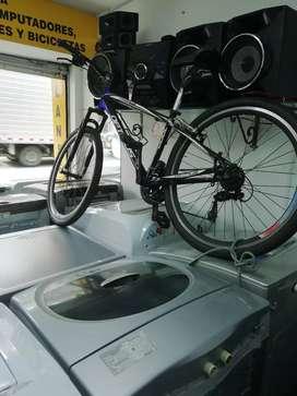 Hoy en venta bicicleta en aluminio