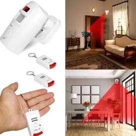 Alarma para casa con sensor de movimiento