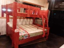 Venta de camarotes  camas  colchones