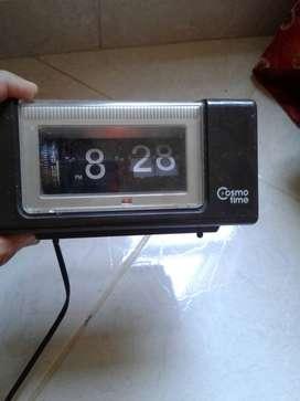 Vendo Reloj Despertador Antiguo Eléctrico OPORTUNIDAD
