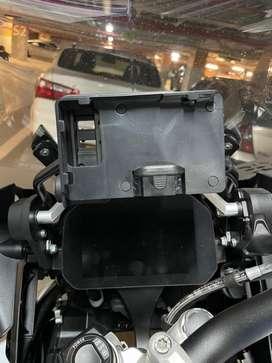 Soporte de celular para motos BMW para base del GPS