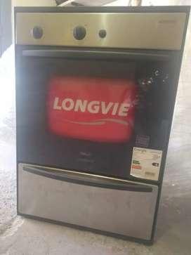 Vendo Horno empotrable a gas Longvie