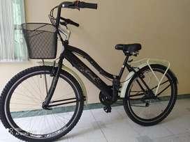 Vendo bicicleta playera como nueva