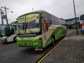 Se vende bus y puesto de la cooperativa de transporte Quevedo