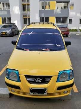 Se vende taxi Hyundai atos modelo 2008
