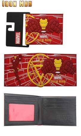 Billeteras Superheroes Y Mas