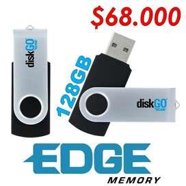 Memoria Usb 128gb Diskgo