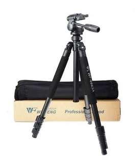 Venta tripode para cámara ref. Weifeng-6663A con estuche