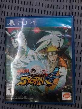 Naruto storm4