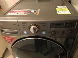 Lavadora/Secadora LG WD3250HSA 40lbs