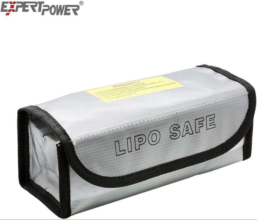 Bolsa de seguridad lipo safe 0