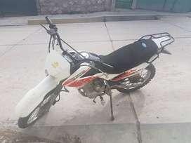 REMATO MOTO WANXIN 200