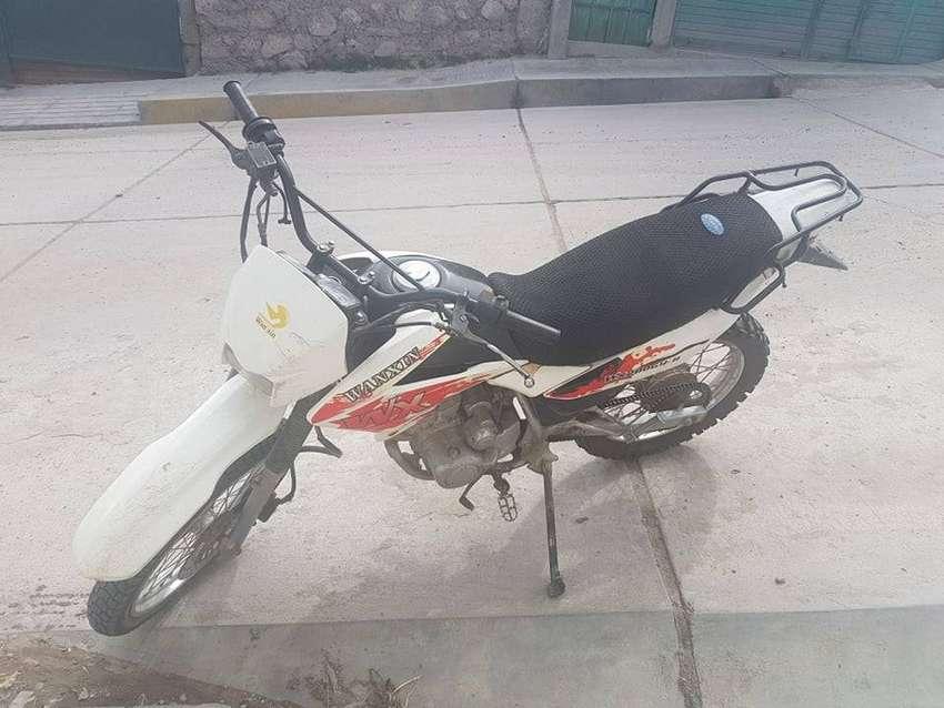 REMATO MOTO WANXIN 200 0