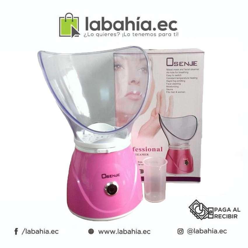 Vaporizador Sauna Facial Spa Hidrata Limpia Relaja La Piel 0