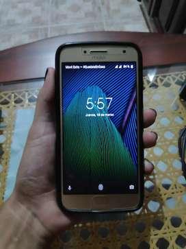 Celular Motorola Moto G5 Plus 2 De Ram Y 32 De Rom Doble Sim / Negociable.