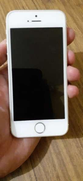 Vendo iphone 5s de 16gb bien conservado 10/10 como aprecia en la foto