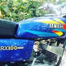 Rx 100 restaurada caja 5ta