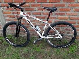 Bicicleta venzo raptor rodado 29