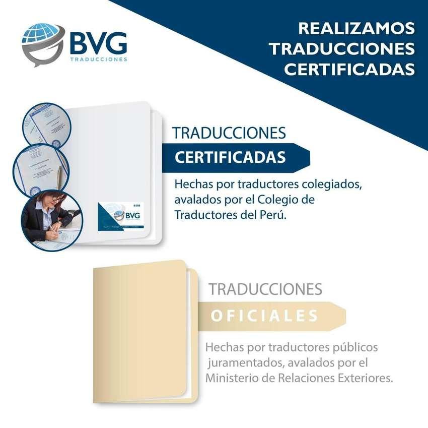 Traducciones certificadas y simples. Servicio Express Empresa seria 0