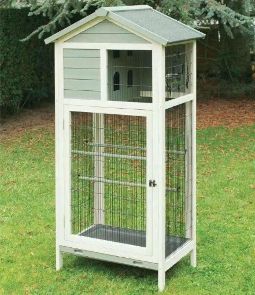 Venta de casa jaula para pájaros