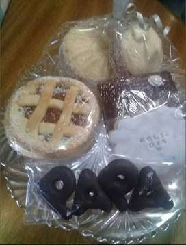 Desayunos Artesanales - Tortas Personalizadas