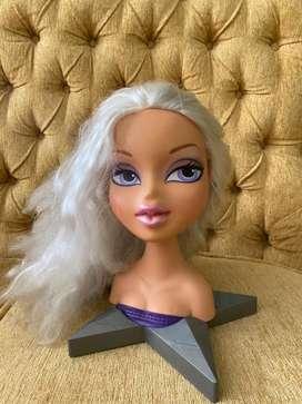Muñeca para maquillar y peinar