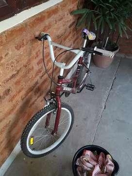 Bici rodado 20 en buen estado