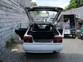 Hyundai excel 94 con motor reparado
