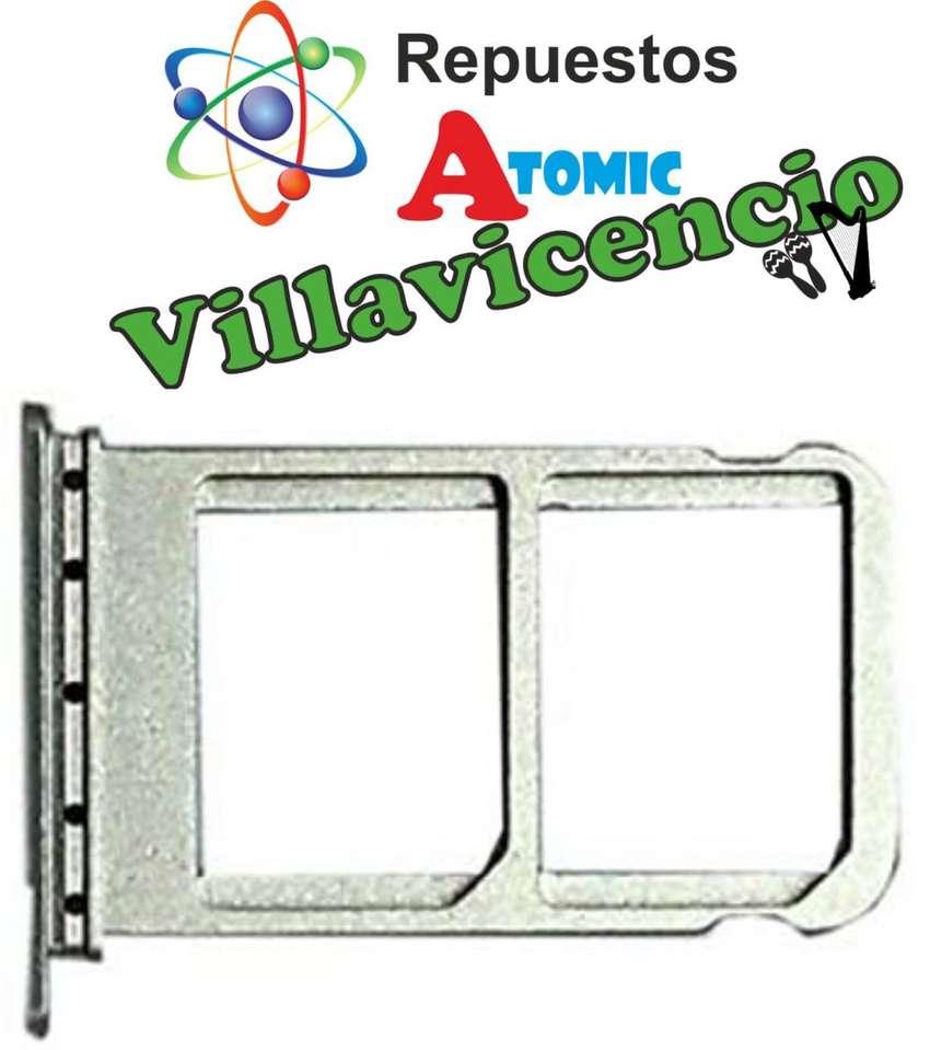 BANDEJA SIM CARD HUAWEI MATE 10 PRO / REPUESTOS ATOMIC VILLAVICENCIO