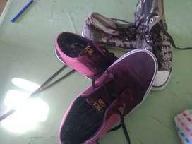 Zapatillas usadas 42/43 zafan