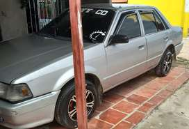 Se vende mazda 323 Colombiano