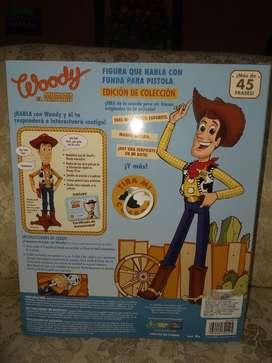 Woody Vaquero