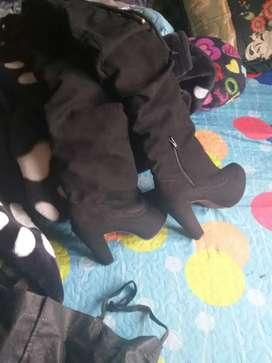 Vendo calzado de dama de varios precios