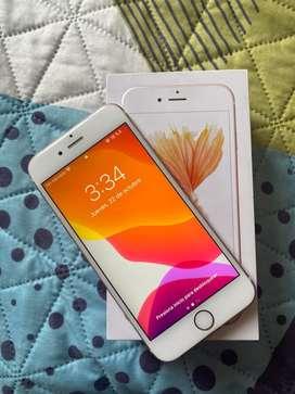 IPhone 6s de 64gb 550.000