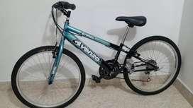 vendo bicicleta todo terreno marca Venzo