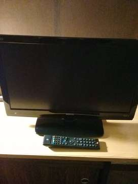 "TV LCD  LED SANYO 32""  CONTROL REMOTO IMPECABLE ESTADO"